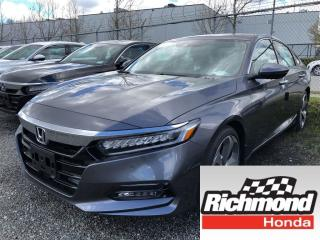 New 2018 Honda Accord Touring 2.0T for sale in Richmond, BC