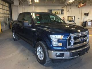 Used 2017 Ford F-150 XLT | 4X4 | Cloth | Bluetooth | Seats 6 | for sale in Edmonton, AB
