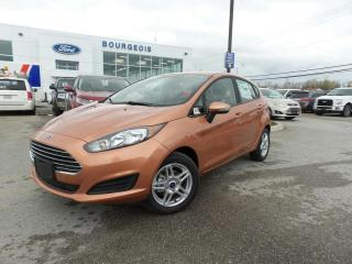 Used 2017 Ford Fiesta FIESTA SE 1.6 I4 *CPO* 201A *2.9% * FREE WARR... for sale in Midland, ON