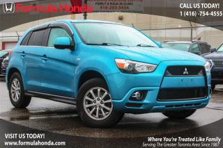 Used 2012 Mitsubishi RVR SE | BLUETOOTH | LOW KM! for sale in Scarborough, ON