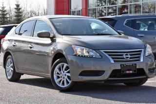 Used 2015 Nissan Sentra 1.8 SV for sale in Ajax, ON