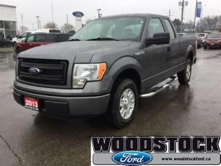 Used 2013 Ford F-150 - for sale in Woodstock, ON