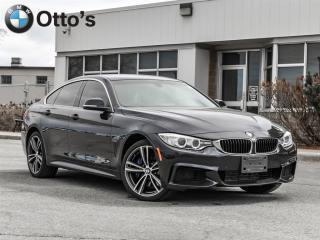 Used 2015 BMW 435i xDrive Gran Coupe for sale in Ottawa, ON