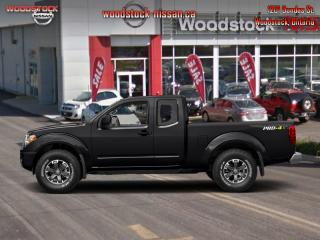 Used 2016 Nissan Frontier PRO-4X  - Navigation -  Bluetooth - $188.91 B/W for sale in Woodstock, ON