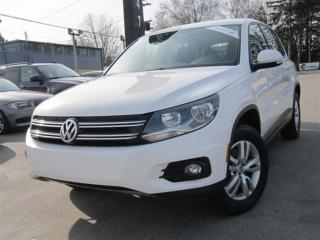 Used 2014 Volkswagen Tiguan TSI~ONE OWNER~59KMS~MANUAL~LOW KMS !!! for sale in Burlington, ON