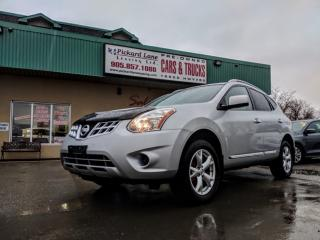 Used 2011 Nissan Rogue SV REVERSE CAMERA!! BLUETOOTH & MORE!! for sale in Bolton, ON