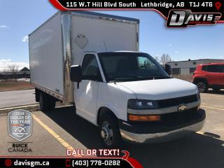 Used 2011 Chevrolet Express Cutaway Standard 6.0L V8, DELUXE FRONT APPEARANCE for sale in Lethbridge, AB