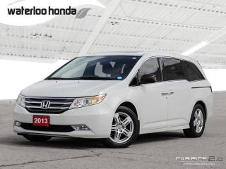 Used 2013 Honda Odyssey Touring Bluetooth, Back Up Camera, Navigation, and More! for sale in Waterloo, ON
