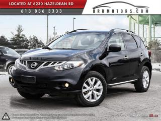 Used 2014 Nissan Murano S for sale in Ottawa, ON