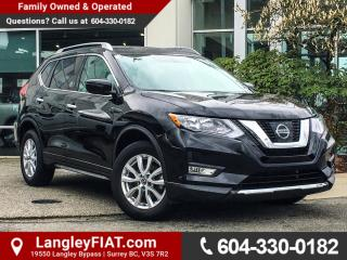 Used 2017 Nissan Rogue SV NO ACCIDENTS! for sale in Surrey, BC