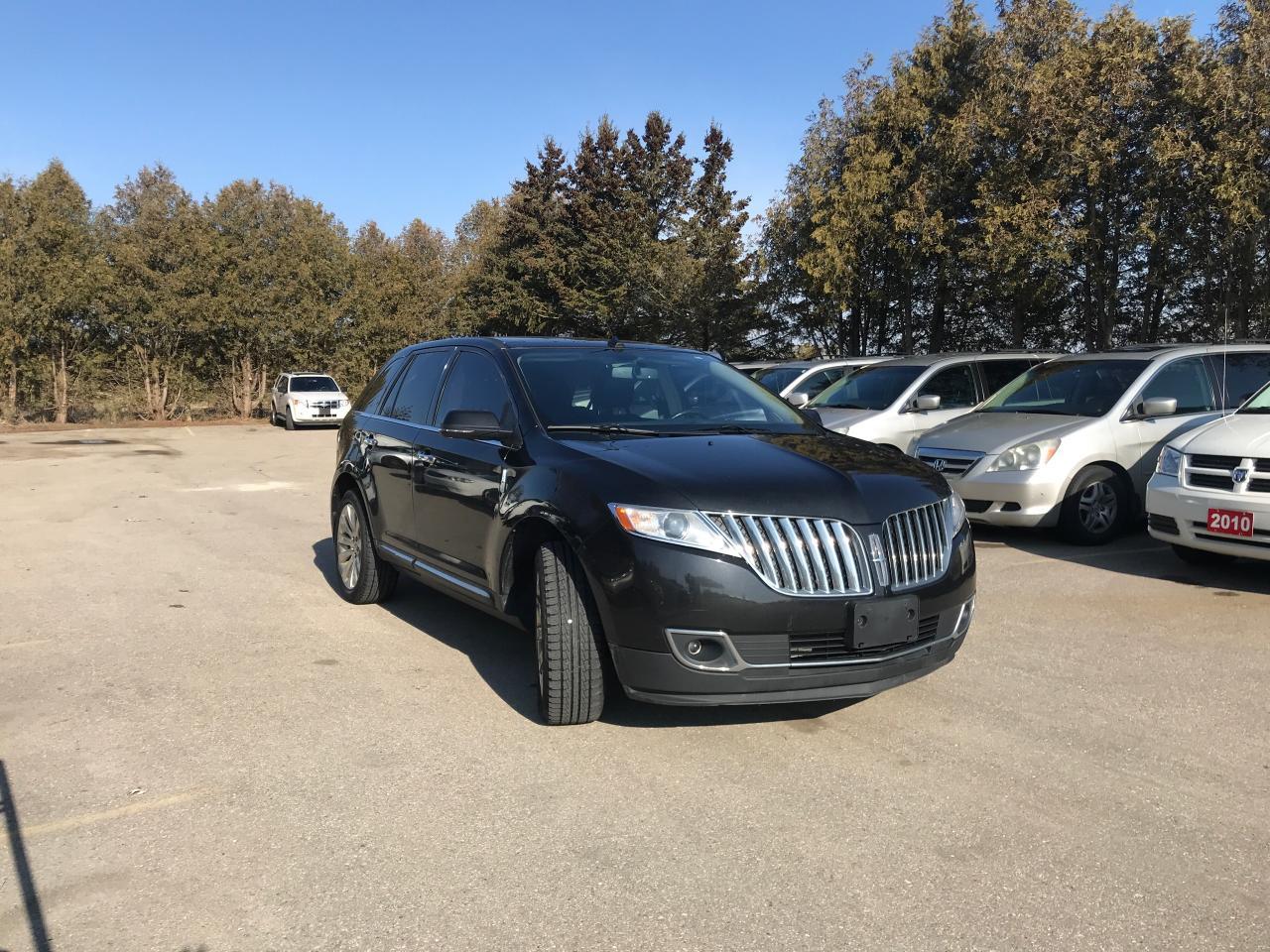 2013 Lincoln MKX Plus $200