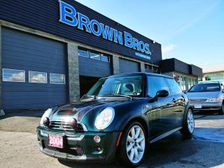 Used 2004 MINI Cooper S S for sale in Surrey, BC