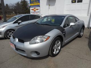Used 2007 Mitsubishi Eclipse for sale in Brantford, ON