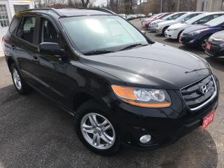 Used 2010 Hyundai Santa Fe GL W/SPORT/AUTO/ALLOYS/BLUETOOTH/FOG LIGHTS! for sale in Scarborough, ON
