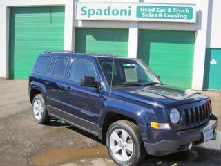 Used 2014 Jeep Patriot north for sale in Thunder Bay, ON