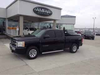 Used 2011 Chevrolet Silverado 1500 4x4 / EXT cab / NO PAYMENTS FOR 6 MONTHS !!! for sale in Tilbury, ON