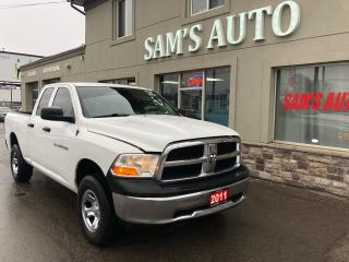 Used 2011 Dodge Ram ST for sale in Hamilton, ON