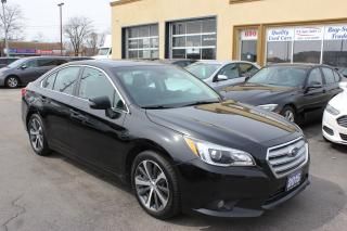 Used 2015 Subaru Legacy 3.6R Limited & Tech Pkg for sale in Brampton, ON