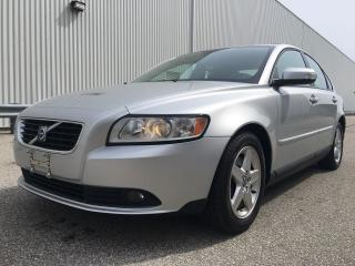 Used 2009 Volvo S40 2.4L for sale in Mississauga, ON