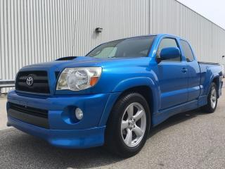 Used 2006 Toyota Tacoma X-Runner - 6 Speed Manual for sale in Mississauga, ON