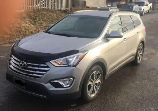 Used 2016 Hyundai Santa Fe XL Premium 7 Seater  8 year 160 000km warranty for sale in North York, ON