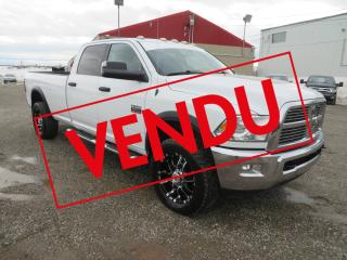 Used 2010 Dodge Ram 2500 Cabine multiplaces 4RM, 149 po ST for sale in Lévis, QC