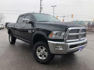Used 2017 RAM 2500 LARAMIE**POWER GROUP**RAM BOX CARGO** for sale in Mississauga, ON