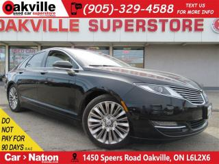 Used 2014 Lincoln MKZ MKZ | NAV | B/U CAM | BLUETOOTH | LOW KM for sale in Oakville, ON