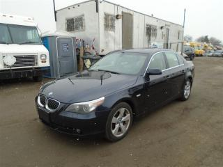 Used 2007 BMW 530 530xi for sale in Mississauga, ON