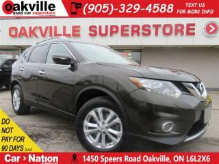 Used 2014 Nissan Rogue SV | 7 PASS | TECH | LOW KM | VERY RARE for sale in Oakville, ON