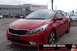 Used 2018 Kia Forte LX+ |BACKUP CAMERA|BLUETOOTH|CRUISE CONTROL| for sale in Scarborough, ON