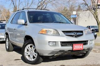 Used 2004 Acura MDX for sale in Scarborough, ON