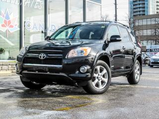 Used 2009 Toyota RAV4 Limited I4 4WD for sale in Scarborough, ON