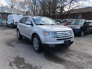Used 2009 Ford Edge PNORAMIC SUNROOF, LEATHER , for sale in Toronto, ON