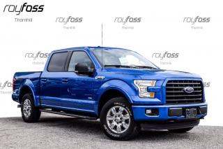 Used 2016 Ford F-150 XLT Sport Nav Roof Accident Free 1 Owner for sale in Thornhill, ON