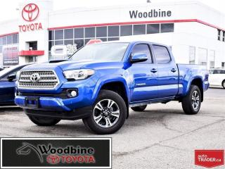 Used 2016 Toyota Tacoma SR5 TRD OFF ROAD 4WD for sale in Etobicoke, ON