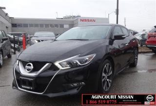 Used 2016 Nissan Maxima Platinum |NAVIGATION|360 CAMERA|BLIND SPOT WARNING for sale in Scarborough, ON
