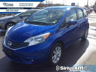 Used 2015 Nissan Versa Note 1.6 SL  One Owner, No Accidents for sale in Courtenay, BC