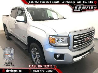Used 2015 GMC Canyon SLE HEATED SEATS, ALL TERRAIN PACKAGE for sale in Lethbridge, AB