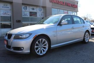 Used 2011 BMW 328 i xDrive Sport Pkg. Leather. Roof for sale in North York, ON