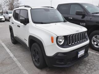 Used 2015 Jeep Renegade Sport BLUETOOTH, ONLY 37,000 KMS !!! for sale in Concord, ON