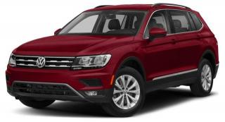 New 2018 Volkswagen Tiguan Highline for sale in Surrey, BC