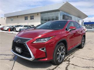Used 2016 Lexus RX 350 for sale in Brampton, ON