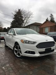 Used 2013 Ford Fusion SE Only 63K kms Certified LIKE NEW for sale in Bradford, ON
