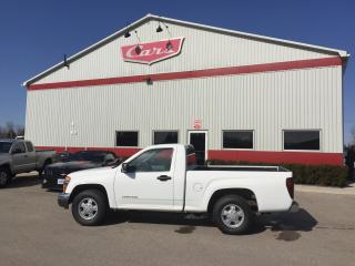 Used 2005 GMC Canyon SL Z85 for sale in Tillsonburg, ON