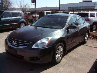 Used 2011 Nissan Altima S for sale in Georgetown, ON