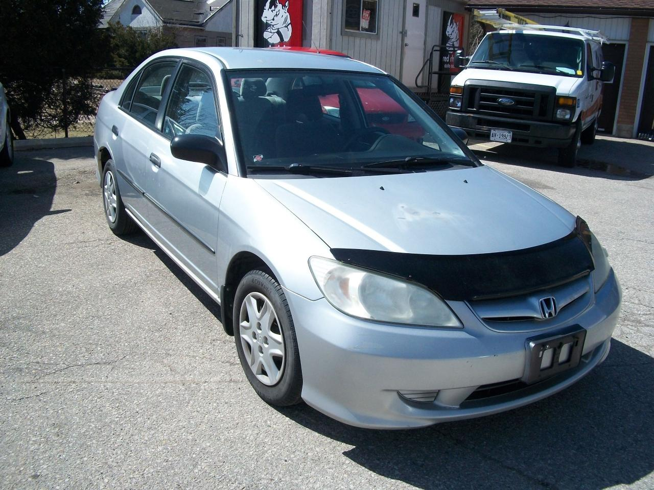 Used 2005 Honda Civic Dx For Sale In Cambridge Ontario