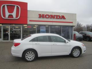 Used 2012 Chrysler 200 LX for sale in Simcoe, ON
