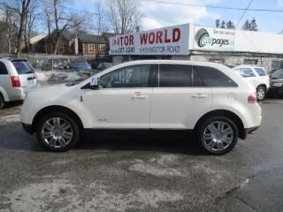 Used 2008 Lincoln MKX for sale in Scarborough, ON