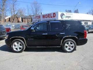 Used 2008 Chevrolet Tahoe LTZ for sale in Scarborough, ON